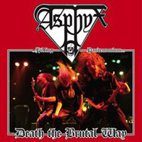 Review: Asphyx - Death The Brutal Way :: Klicken zum Anzeigen...