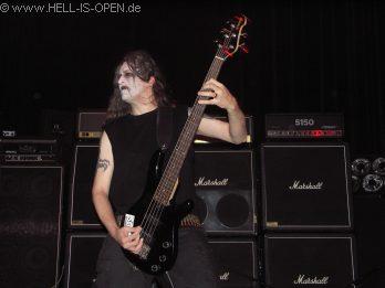 MARDUK Black Metal aus Schweden