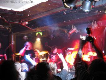 KAT @ Underworld / Camden Old school heavy metal of the polish 80's band