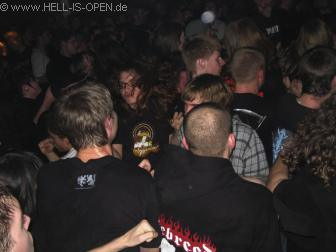 Heaven Shall Burn Moshpit