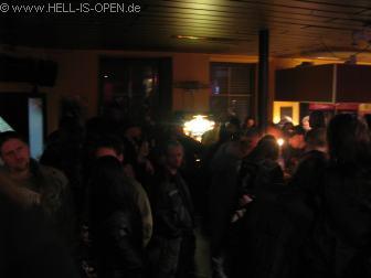 Aftershow Party in der Rockkneipe Florinsmarkt