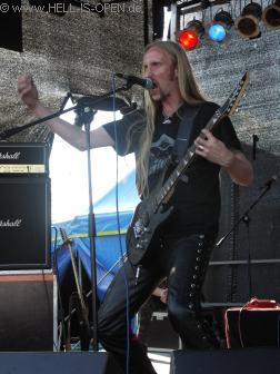 SVARTAHRID begeistern die Fans mit ihrem Black Metal
