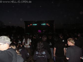 NIFELHEIM die häßlichen Schweden begeistern im ihrem old school Black Metal