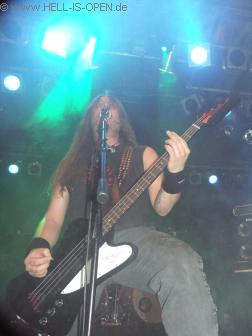 ENSLAVED der Headliner