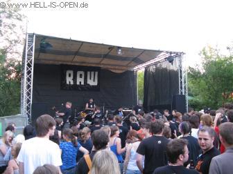 Pasta für Pavel die Fans waren bei den Deutsch-(Emo-) Punk-Rockern voll dabei
