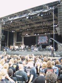 Morbid Angel @ WFF 2008