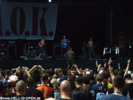 A.O.K. aus Frankfurt, WFF 2008