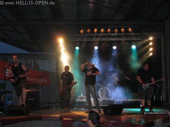 VP-1 aus Mannheim konnten mit Metalcore begeistern