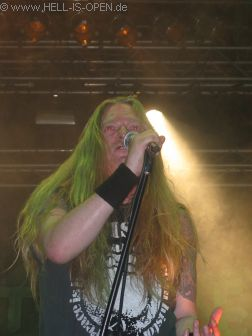 Karl Willets von BOLT THROWER