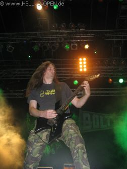 Barry Thomson von BOLT THROWER