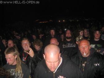 Fans bei BOLT THROWER