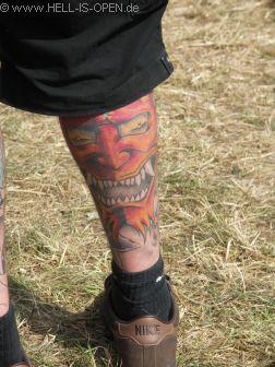 Nettes Tattoo