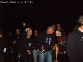 Fans bei LEGION OF THE DAMNED