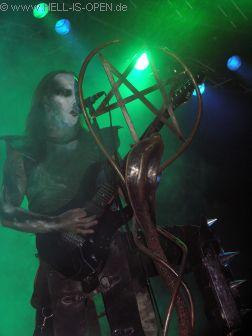 Nergal von BEHEMOTH