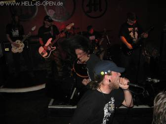 ABLACH (uk) Grindcore with two singer