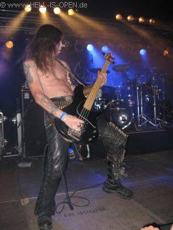 DESASTER Odin am Bass