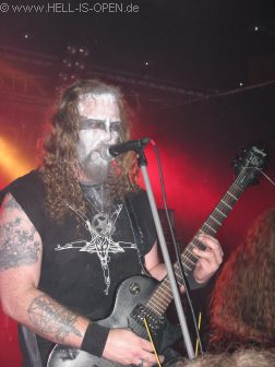 ENTHRONED aus Belgien