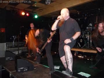 Feinster Deathmetal von Lay Down Rotten