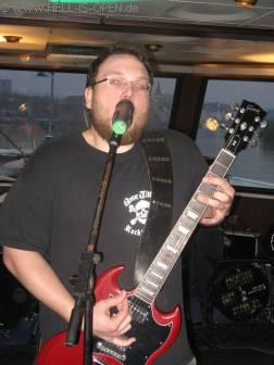 Dusty Miller der Opener aus Koblenz überzeugen mit fettem Rock
