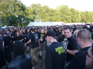 Moshpit bei God Dethroned
