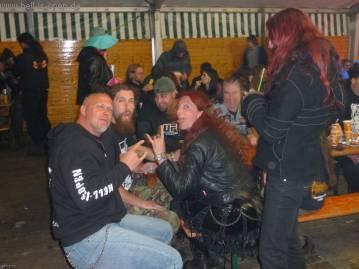 Partytime mit den Maniacs aus England