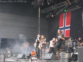 DEN SAALKALDTE aus Norwegen