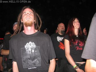 Fans bei MISERY INDEX