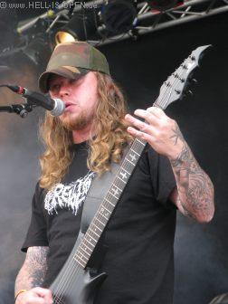 PAGANIZER fetter Death Metal aus Schweden