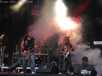 SADUS Old school Thrash aus den USA