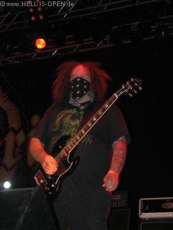 BRUJERIA Death/Grind aus Mexico/USA/UK Den kennen wir doch von Napalm Death ;-)