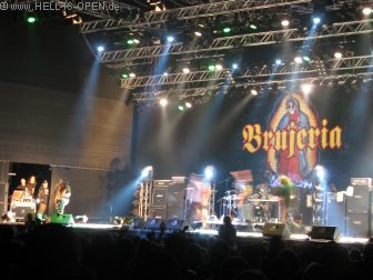 BRUJERIA Death/Grind aus Mexico/USA/UK