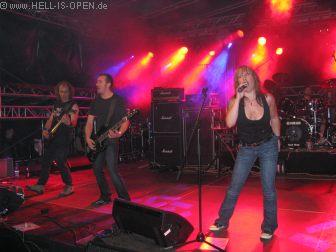 Mr. Thatcher die Iron Maiden Cover Band