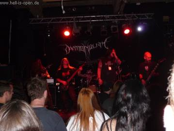 Daemonolith geiler Black Metal