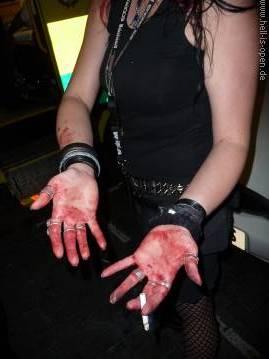 Katia with German Blood