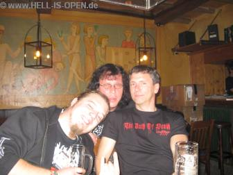 Azze, Hölli und Pit