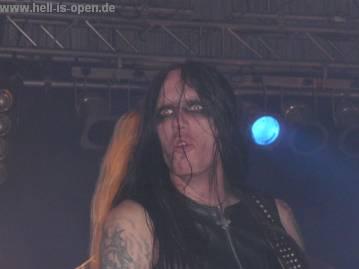 Gitarrist Ramstedt, Necrophobic