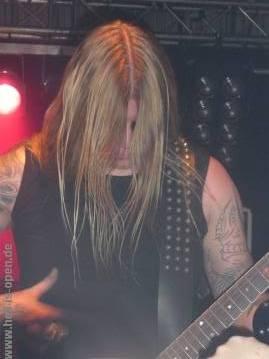 Gitarrist Bergebäck Necrophobic
