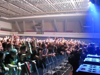 Fans bei HEAVEN SHALL BURN
