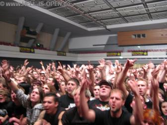 Fans bei KILLSWITCH ENGAGE
