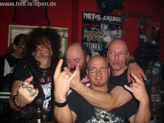 Hells Metal, Beers & Jacky