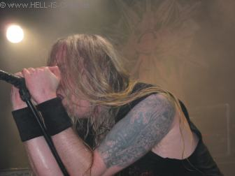 Karl Willetts BOLT THROWER