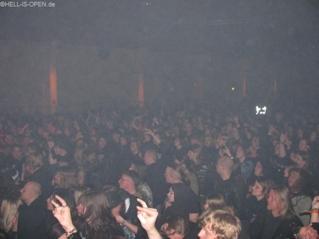 Publikum bei Tyr