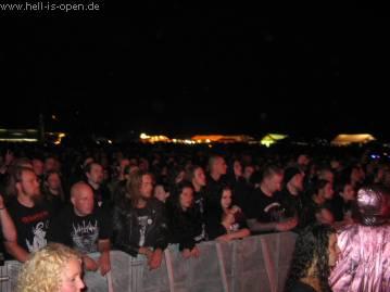 Fans bei Watain