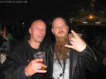 Mitch & Jost von Lay Down Rotten