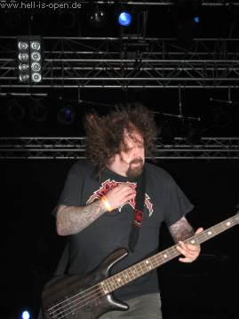 Shane von Napalm Death