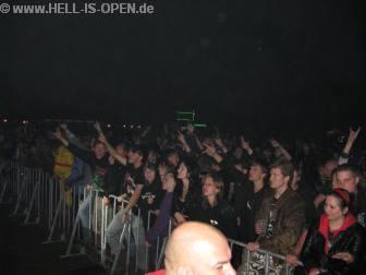 Fans bei HATESPHERE