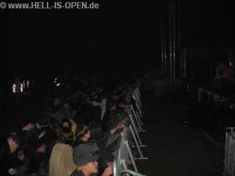 Fans bei BATTLE AGAINST THE EMPIRE