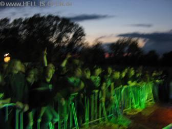 Fans bei HACKNEYED