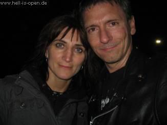 Pit & Sabine, sehen noch richtig frisch aus .......
