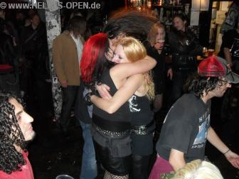 After show party @ Dev / Camden Sisters...